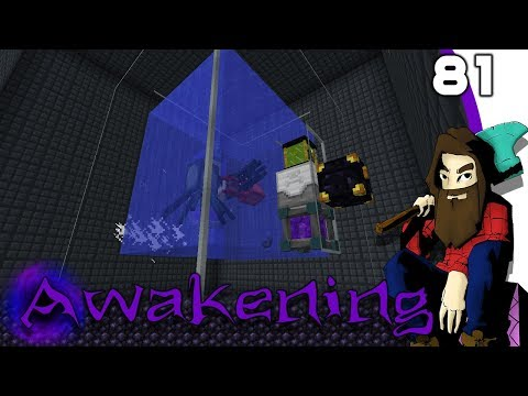 [Minecraft] AWAKENING #81 - Farm pour le Cosmic Meat Ball ENCORE