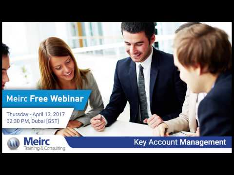 Key Account Management | Project Management | Dubai | Meirc