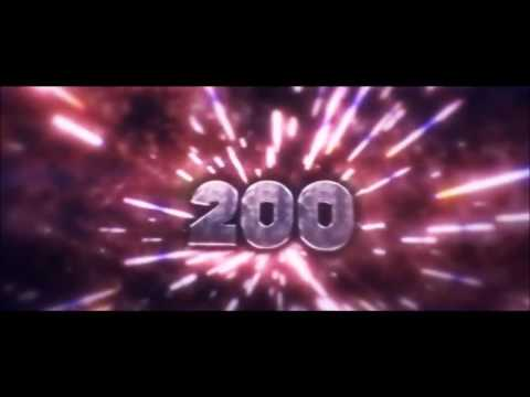 [MONTAGE] MERCI, 200 SUBS !! | LubyFX