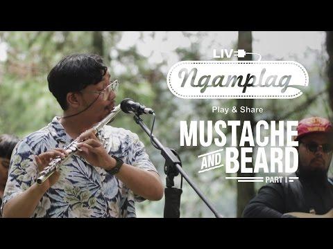 Mustache And Beard - Senyum Membawa Pesan