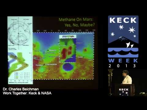 Keck Week: #14 - Keck Observatory and NASA's Space Missions Reveal the Secrets of the Cosmos