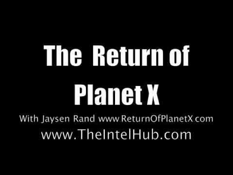Jaysen Rand The Return of Planet X Intel Hub Radio...