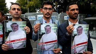 Загадочное исчезновение оппозиционного саудовского журналиста в Стамбуле. Фрагмент Ньюзтока RTVI