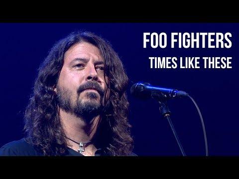 Foo Fighters - Times Like These (Live At Glastonbury Festival) | sub Español + lyrics
