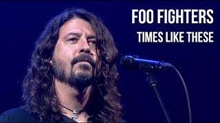 Baixar Foo Fighters - Times Like These (Live At Glastonbury Festival) | sub Español + lyrics