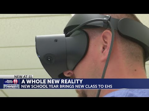 New virtual reality class at Elizabethton High School aims to inspire