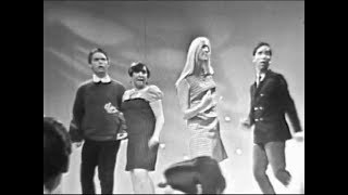 American Bandstand 1967 - Top  10 - The Happening, The Supremes