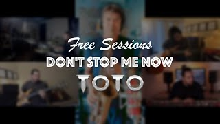 Free Sessions - Don't Stop Me Now (Toto Feat. Miles Davis)