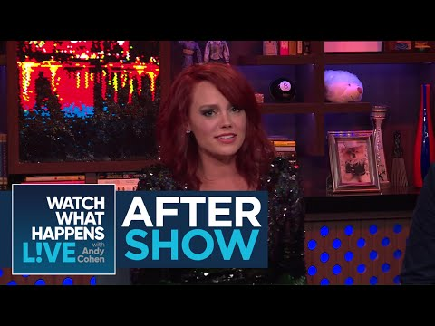 After Show: Kathryn Calhoun Dennis On Craig Conover's Meddling | Southern Charm | WWHL