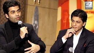 shah rukh khan to star in karan johars next? lehrentv