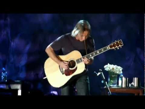 "HD VERSION "" Kashmir  "" - performed by Tim Reynolds Recorded LIVE Las Vegas Dec 12, 2009"