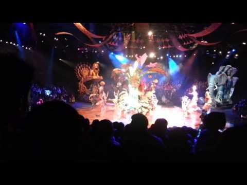 Hong Kong Disneyland Lion King Presentation