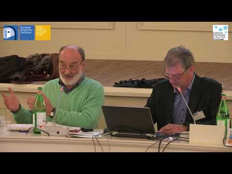 Political Developments and Emerging Party Trends in Europe   Discussant: Hanspeter Kriesi