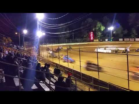 Ryan Quackenbush Airport Speedway Sept 30, 17 feature