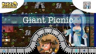 [~Skadi~] #3 Giant Picnic - Diggy