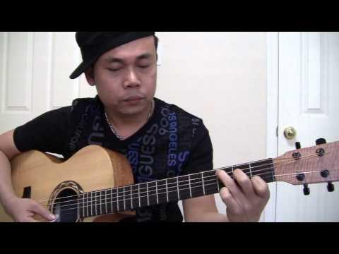 guitar  tu hoc buoc thu ba (cover)