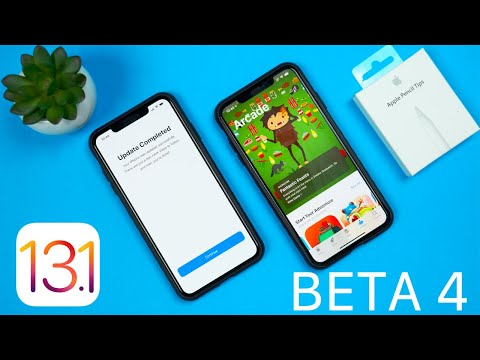 iOS 13.1 Beta 4 Released! What's New?