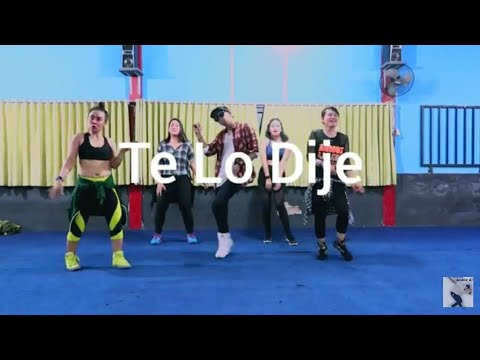 Te Lo Dije - Natti Natasha  Anitta Choreography ZUMBA  Dance  Fitness At AyuDanisa Balikpapan
