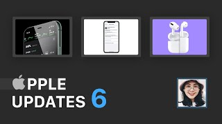 Apple Updates #6: bài viết ít chữ nhất về Apple trên Tinh tế, Airpods 3, iOS 14 beta 2