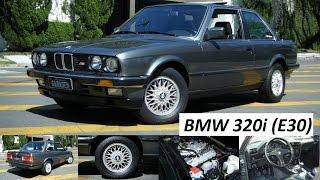 Garagem do Belote TV: BMW 320i (E30)