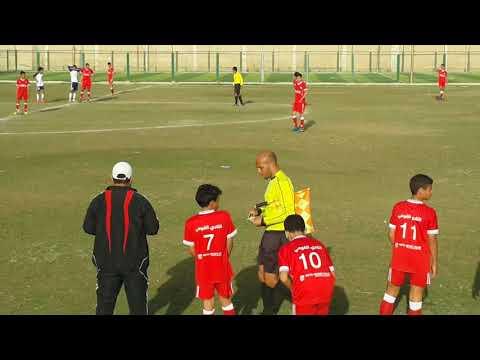 2004 B - Beta Sport vs Katta (Goals Academy) - Halftime 2