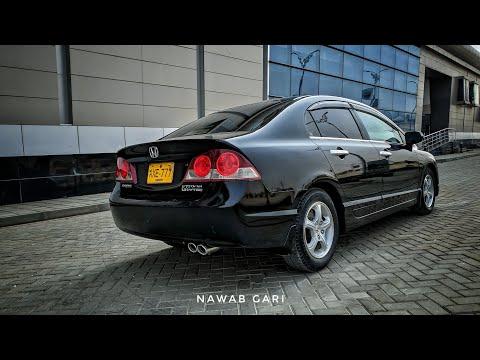 Honda Civic Reborn 2012 Review
