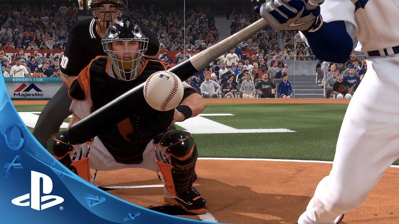 Mlb 15 the show trailer ps4 youtube