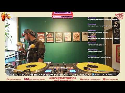 SLY Sunday Brunch (Funk/Soul/Reggae/Hip-Hop & Sunday Vibes)