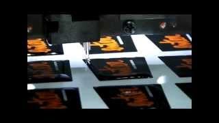видео изготовление объемных этикеток