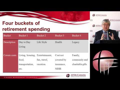 Retirement Planning   AFOA Canada Podcast