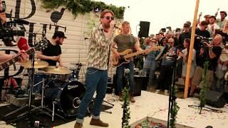 Ricky Wilson (Kaiser Chiefs) secret intimate set Isle of Wight Festival 2017