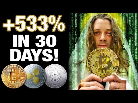How I Made 533% in 30 Days Trading Cryptocurrency (ADA, XRP, STRAT)