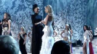 Miss Usa 2009 Crowning Moment