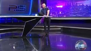 Телеведущий из грузии предал привет Путину