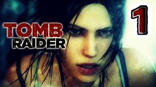 Tomb Raider Origins Walkthrough Part 1 [Square Enix - 2013] ( X360, PS3 ) - Part 1 No Commentary