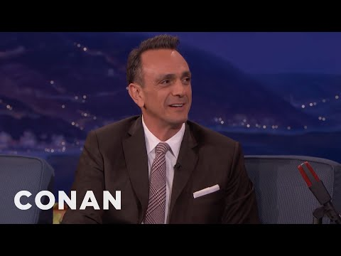 Hank Azaria Learned Voices By Mimicking His Family  - CONAN on TBS