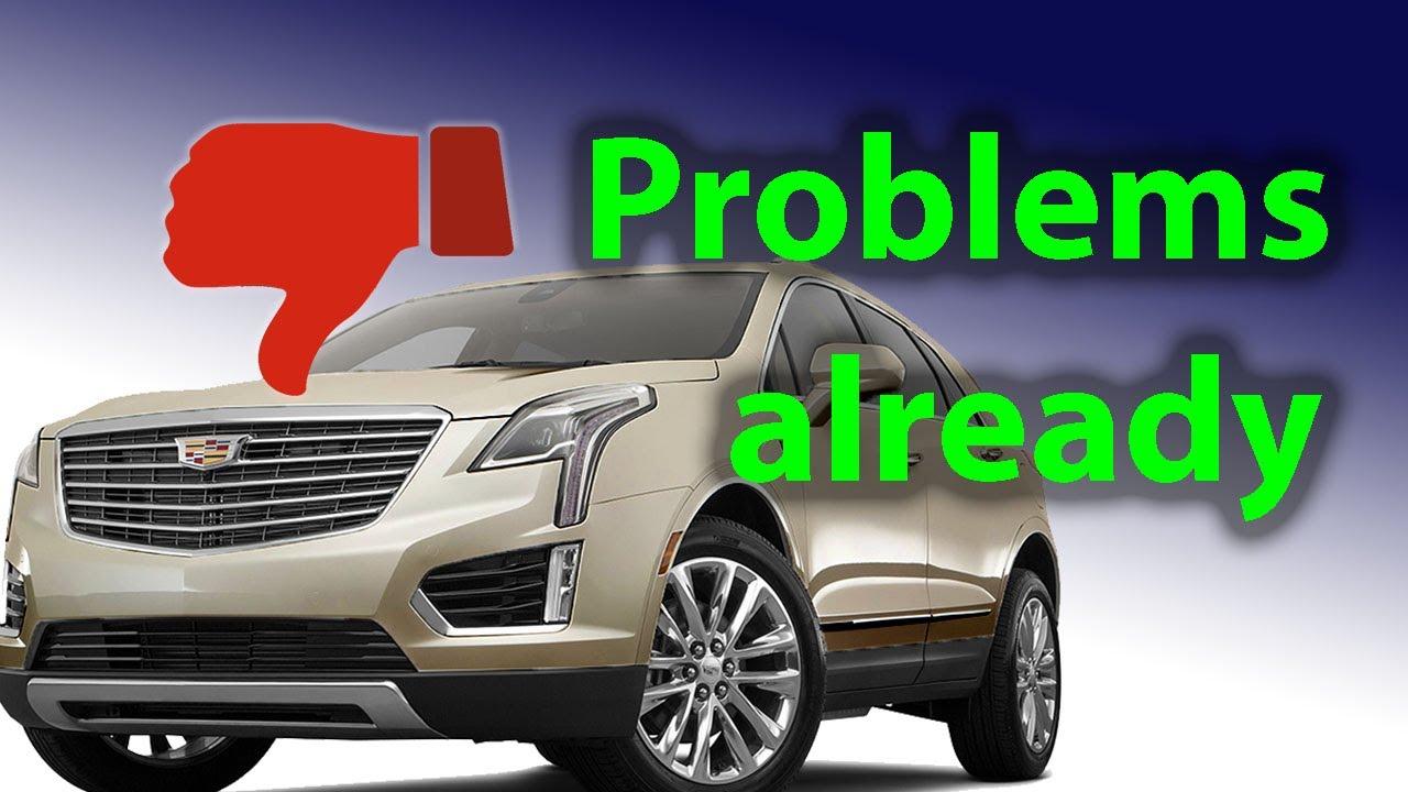 Cadillac Xt5 Problems