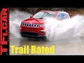 2017 Jeep Compass Sneak Peek Review: It's a Jeep Crossover Thing!