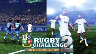 Rugby Challenge 2 - Унизил!