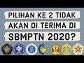 Protokol Covid19 Untuk UTBK 2020