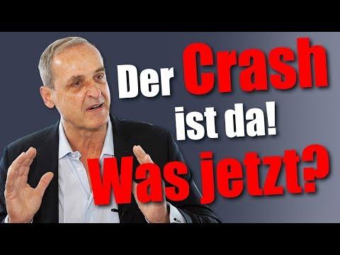Florian Homm: Warum ICH im Crash 23% Plus mache – und DU pleite gehst! // Mission Money