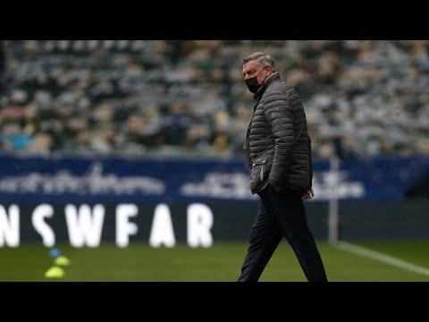 Allardyce: 'We should have won against Wolves'