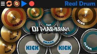 DJ Maimunah ( Real Drum Cover By FURQONFAUZI )