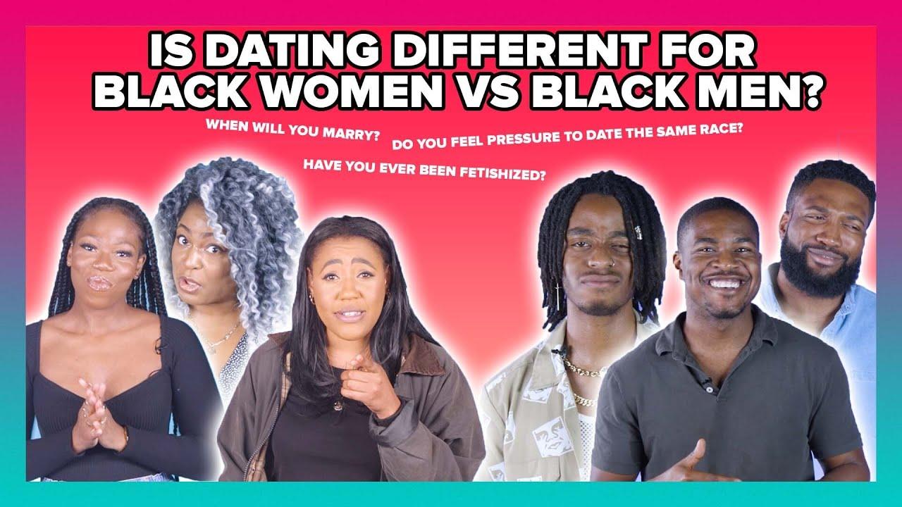 Is Dating Different For Black Women vs Black Men?