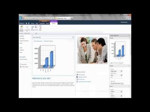 SharePoint 2010_Changing Web Part Width & Height .mov