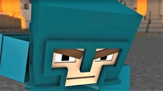 "Minecraft Song ""Destiny"" Little Square Face part 2 An original Minecraft Song and Animation"