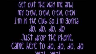 Taio Cruz - Dynamite Lyrics thumbnail