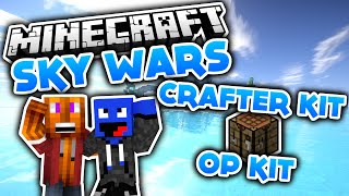 OP KIT - Der Crafter! - Minecraft SkyWars (Deutsch/German)