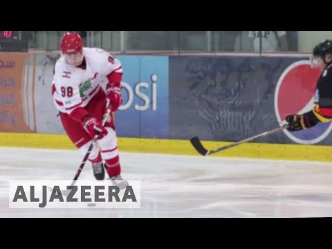 Canada: Lebanese hockey team shoots for international recognition