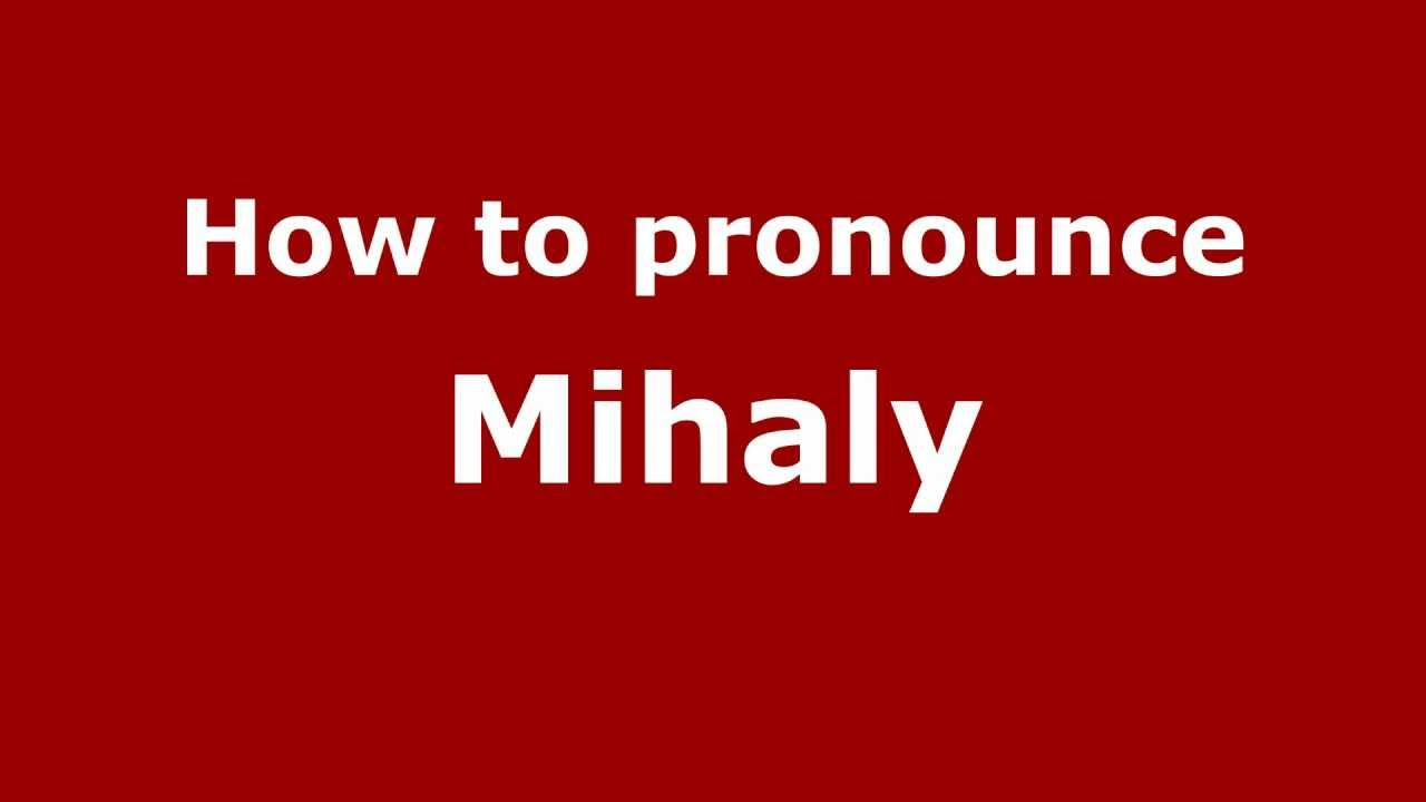 How do you pronounce mihaly csikszentmihalyi